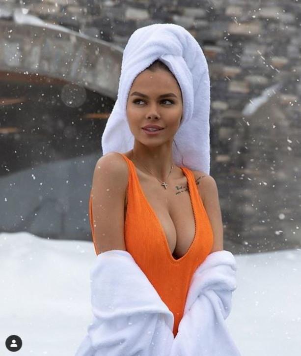 """Viktoria Odintcova, la modella che ha detto """"no"""" a Cristiano Ronaldo: guarda le foto"""