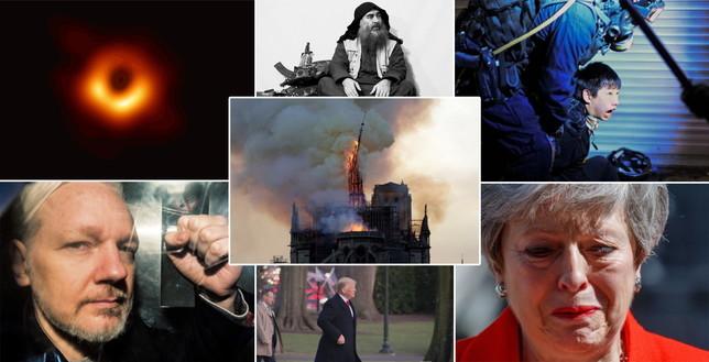 Il 2019 nel mondo: dal pianeta in piazza per il clima fino all'impeachment di Trump