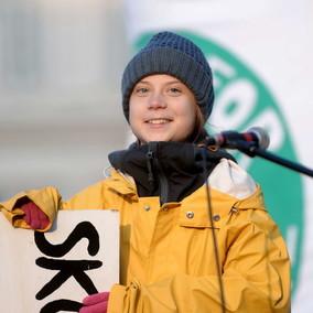 Il 2019 è stato l'anno del clima e di Greta Thunberg: è lei il personaggio dell'anno secondo i lettori di Tgcom24