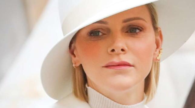 """Charlene di Monaco confessa: """"Ecco perché non sorrido mai"""""""