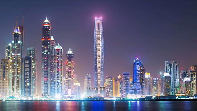 Edifici da record, l'hotel più alto del mondo sorgerà a Dubai