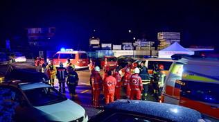 Auto piomba su gruppo di pedoni in Valle Aurina: 6 morti e 11 feriti