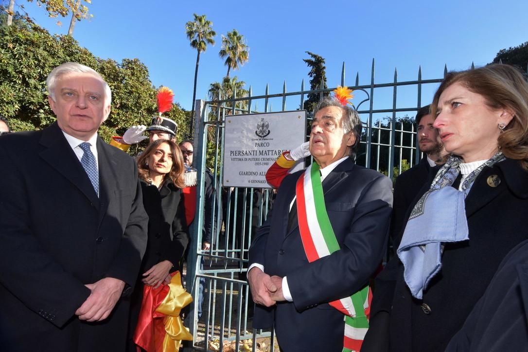 Quaranta anni fa l'omicidio di Piersanti Mattarella: commemorazione a Palermo