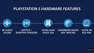 PlayStation 5, il logo ufficiale svelato al CES 2020