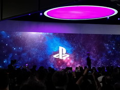 PlayStation 5: la presentazione del logo al CES 2020