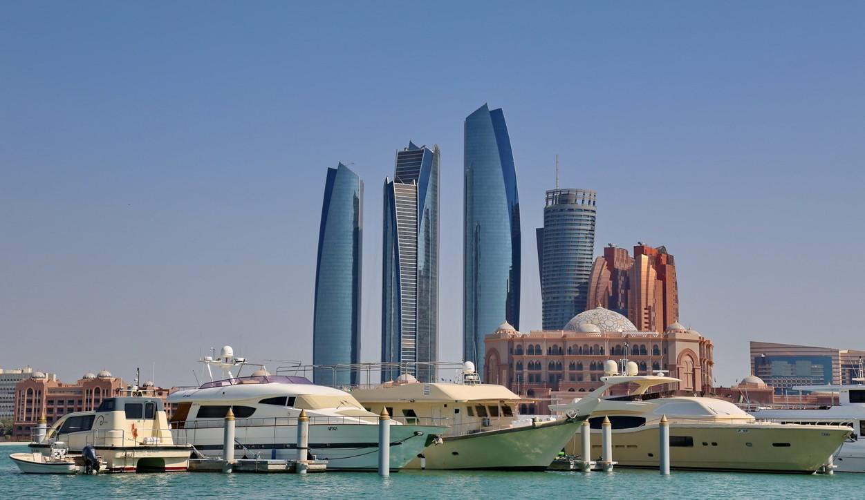 Donnavventura e la bellezza di Abu Dhabi