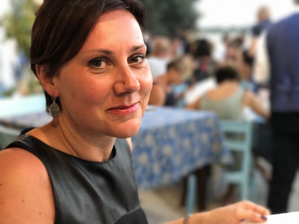 Francesca Barbiera, Direttore Marketing e Comunicazione di Hamerica's