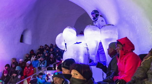 Ice Music Festival: a Pontedilegno Tonale il ghiaccio diventa suono