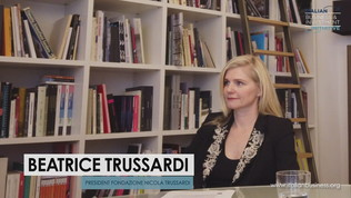 Fondazione Trussardi is the avant-garde of contemporary art exhibition in Milan