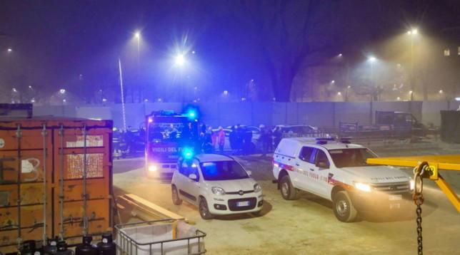 Milano Incidente Sul Lavoro Morto Un Operaio Nel Cantiere