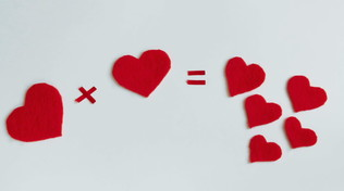 Coppia: anche l'amore ha una sua matematica