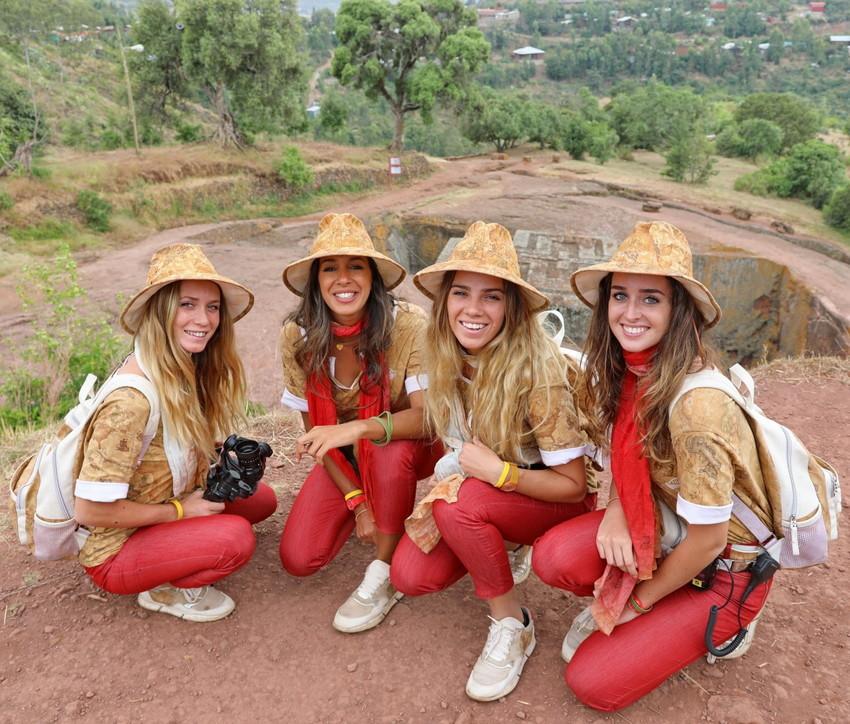 Donnavventura in Etiopia: Lalibela e le sue chiese monolitiche