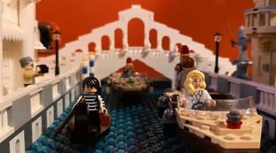 Milano: Hero Bricks, in mostra i capolavori di mattoncini