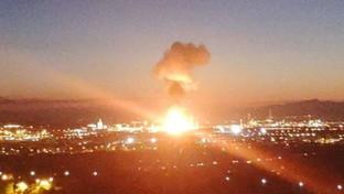 Spagna,violenta esplosione in un polo petrolchimico