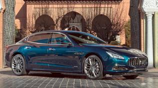 Maserati e l'esclusiva eleganza della serie speciale Royale