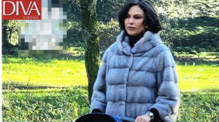 Ramona Badescu al parco, prime foto da mamma a 51 anni