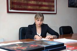 Simona Fiorentini - Direttore Marketing ed Export di Fiorentini Alimentari
