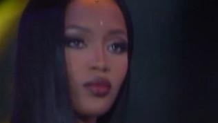 Quando Naomi Campbell cantava