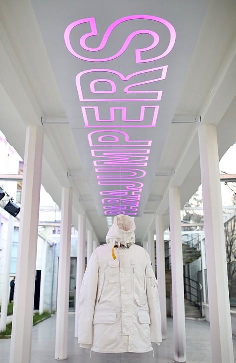 Moda e arte, Parajumpers: un progetto per mettere al centro le persone