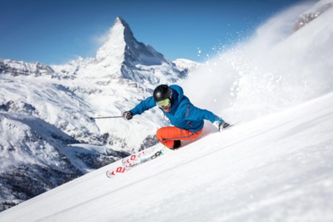 Zermatt, sciare all'ombra del Cervino, il Re delle montagne