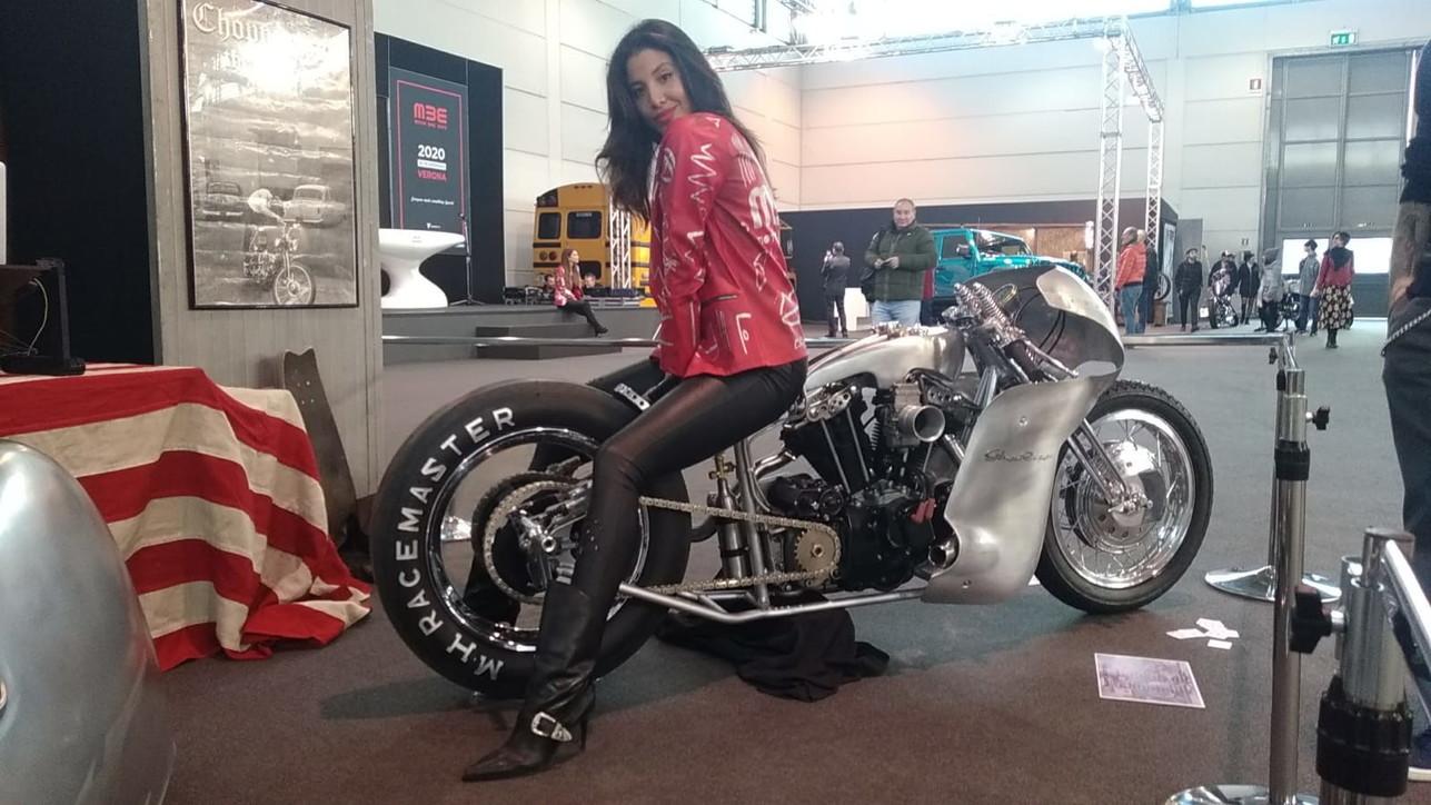 MotorBike Expo 2020 a Verona: la fabbrica dei sogni