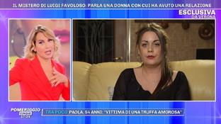 "Caso Favoloso, parla Serena: ""Luigi ha tradito Nina Moric con me"""