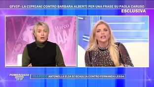 """Duro scontro tra Roger Garth e Francesca Cipriani: """"Se sei permalosa non andare in tv"""""""