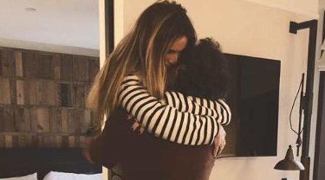 Passione alle stelle tra Eleonora Pedron e Fabio Troiano: primo scatto social