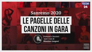 Sanremo, promossi e bocciati: le pagelle delle canzoni