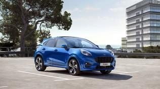 Ford attacca il nuovo anno con il graffio di Puma