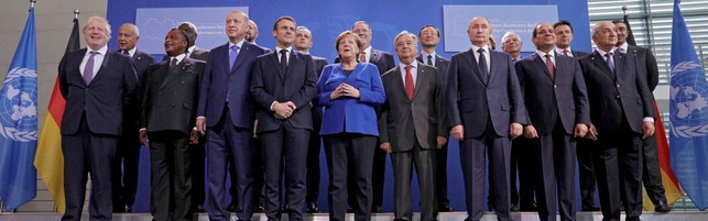 Berlino, c'è l'accordo sulla dichiarazione finale ma manca l'ok di Sarraj e Haftar | Il generale chiude i pozzi petroliferi