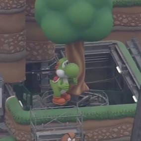 Giappone: alcune riprese aeree svelano come sarà il parco a tema di Nintendo