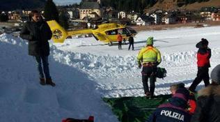 Esce di pista e si schianta contro un albero: sciatore morto a Champoluc