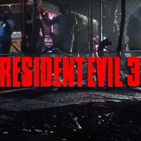 Resident Evil 3, youtuber ricrea il trailer originale con le immagini del remake