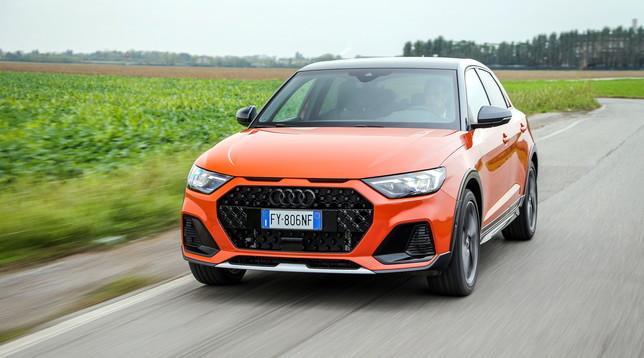 Audi A1 Citycarver, la baby per l'avventura