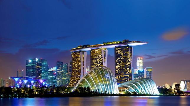 Singapore, storia d'amore in otto rendez vous