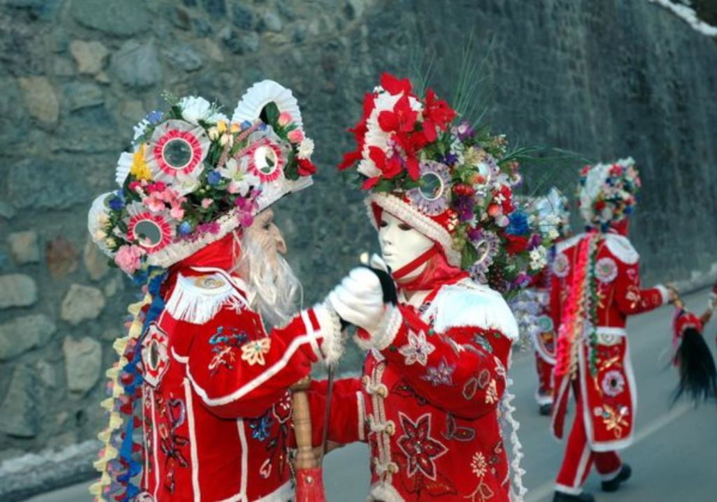 Coumba Freida: il Carnevale Napoleonico della Valle D'Aosta