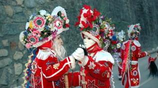 Valle d'Aosta: con la Coumba Freida è già Carnevale