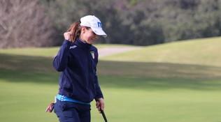 Golf, la 18enne Benedetta Moresco vince negli Usa