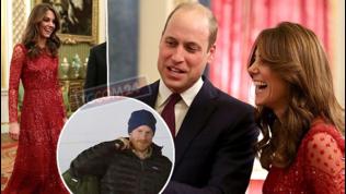 Harry parte, Kate e William se la ridono a una festa Il secondogenito saluta e va in Canada