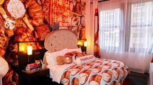 Hotel golosi: dormire tra croissant e baguettes