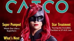Batwoman fa coming out per aiutare un'adolescente in crisi