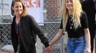 Amber Heard, ex di Johnny Depp ha un nuovo amore... ed è una donna: Bianca Butti