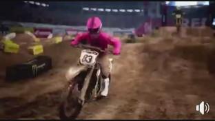"""Monster Energy Supercross 3, il trailer """"Female Riders"""""""