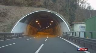 Rimossa ondulina pericolante sull'A26, ispezioni ministero sull'A12
