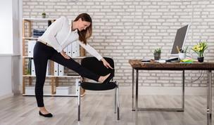 Fitness da ufficio: come tenersi in forma in cinque mosse