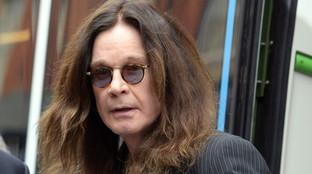 Ozzy Osbourne shock: