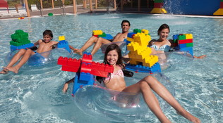 Gardaland: in arrivo il nuovo parco acquatico firmato Legoland