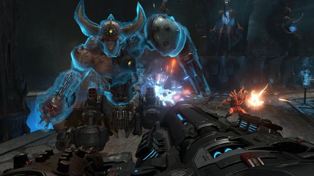 Doom Eternal, le nuove immagini ufficiali della versione PC
