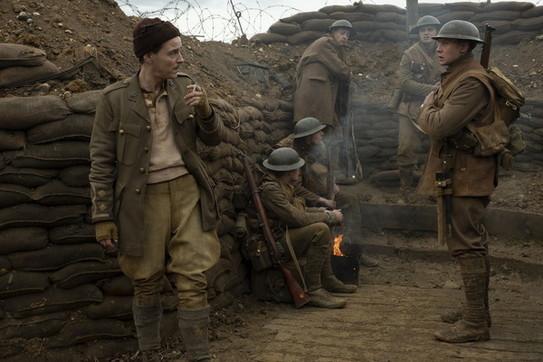 """Arriva al cinema """"1917"""": guarda le foto di scena"""